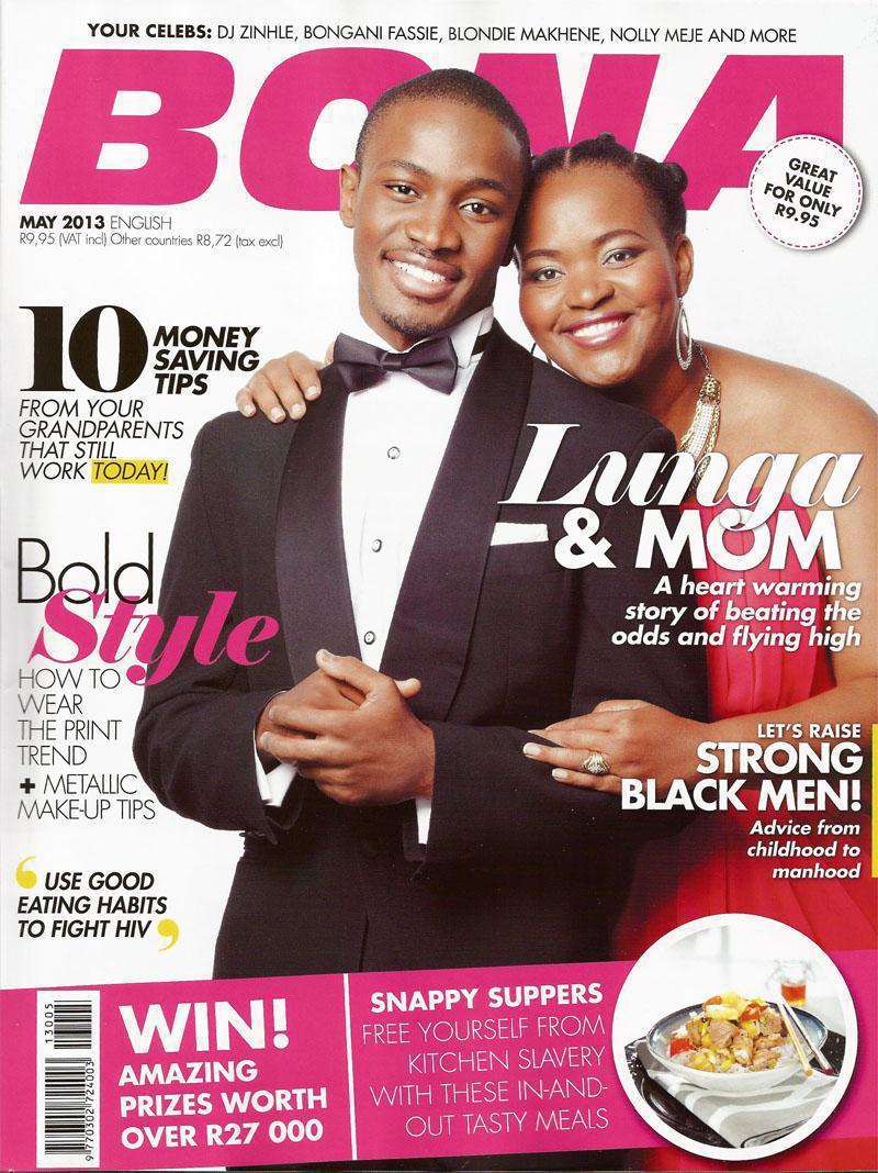 May 2013 Bona Magazine