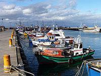 Kalk Bay Harbour, Cape Town