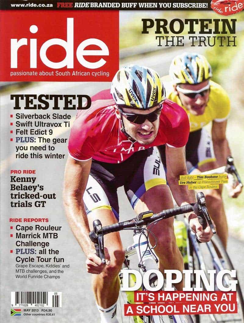 Ride May 2013