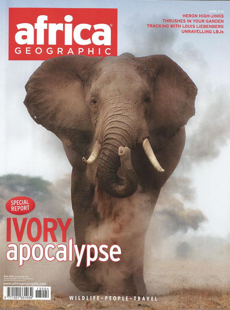 April 2013 Africa Geographic