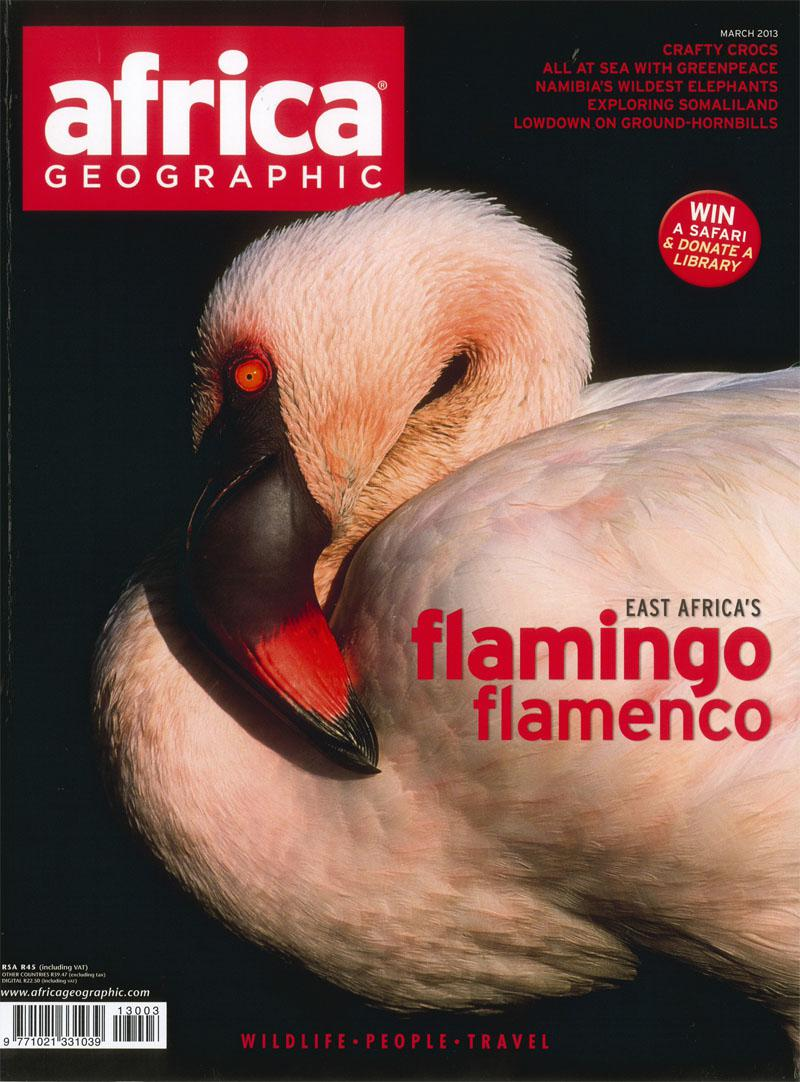 March 2013 Africa Geographic