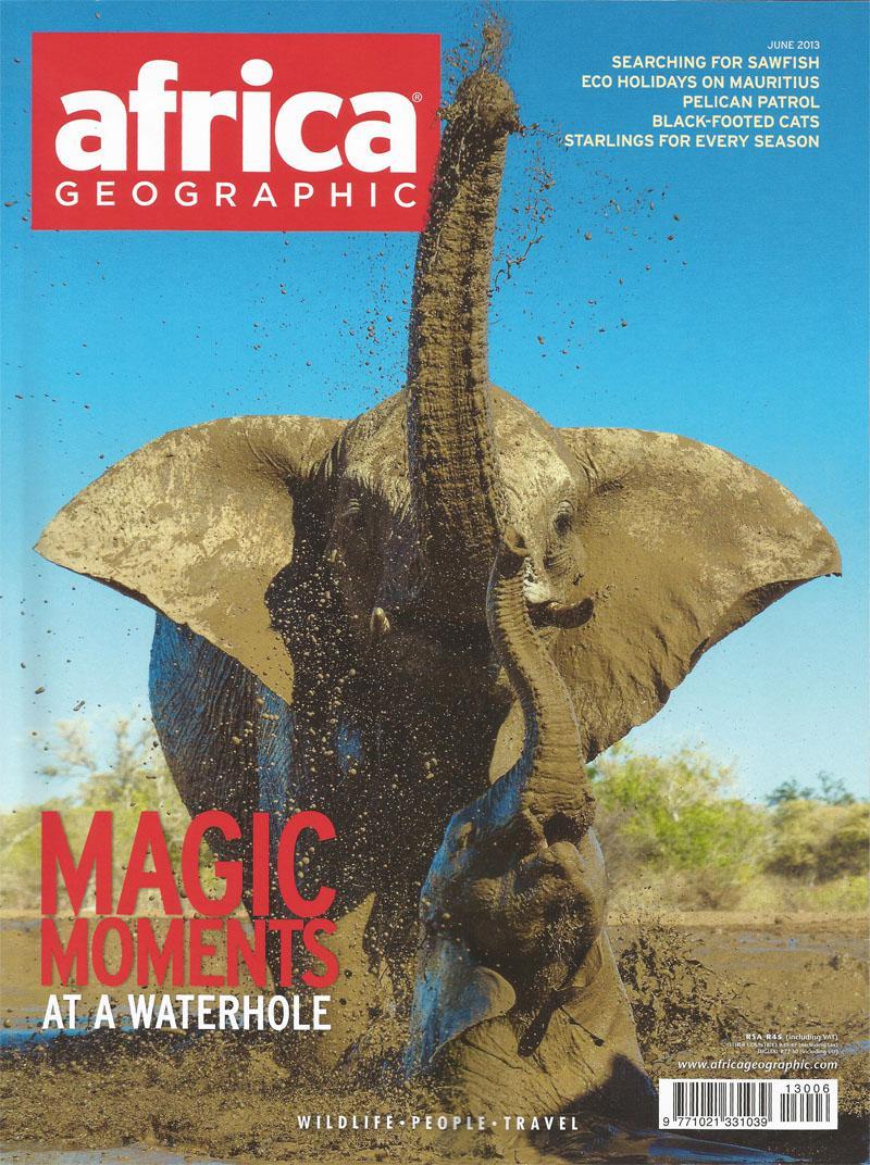 June 2013 Africa Geographic