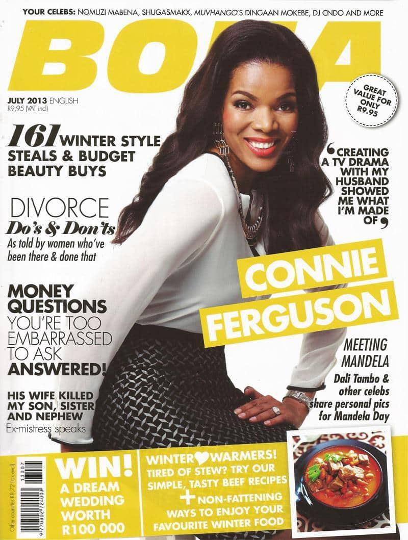 July 2013 Bona Magazine