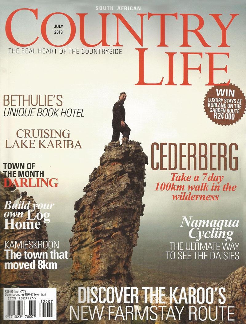 Country life July 2013