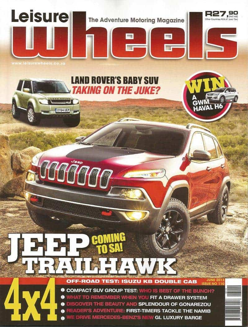 Leisure Wheels Tmb June 2013