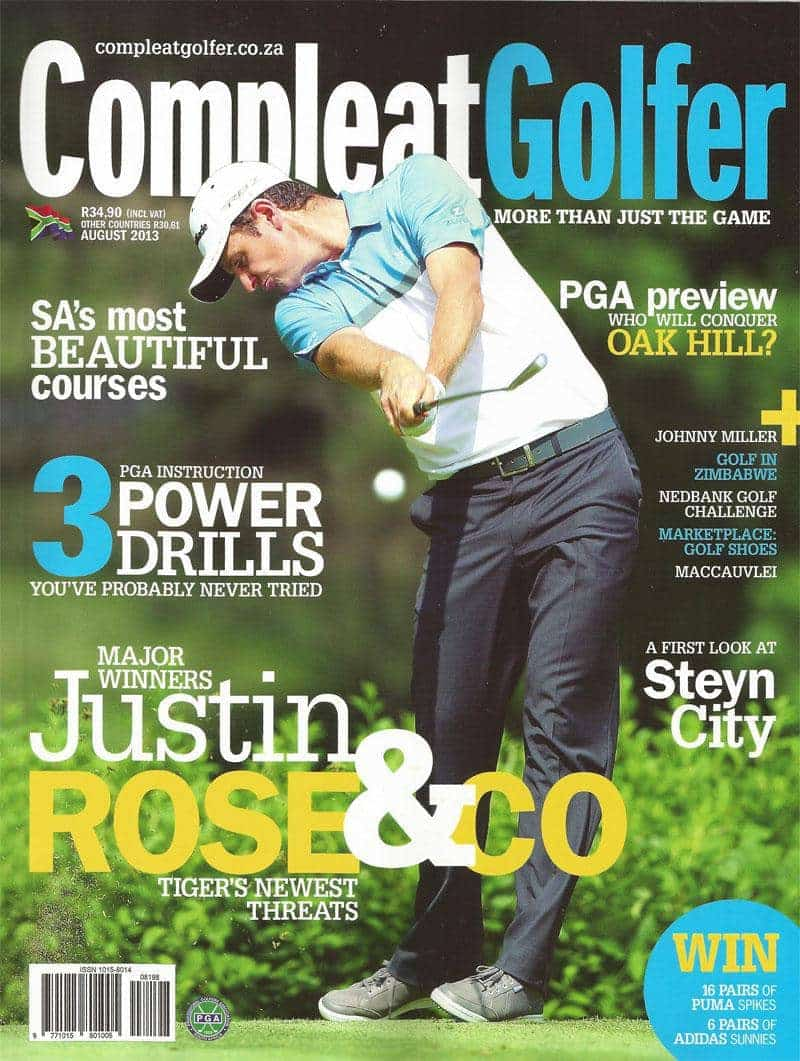 Compleat Golfer Tmb August 2013