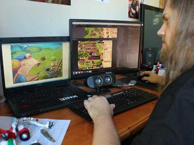 Marc Luck Desktop Dungeons