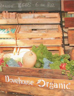 Where to Eat Dovehouse Organics