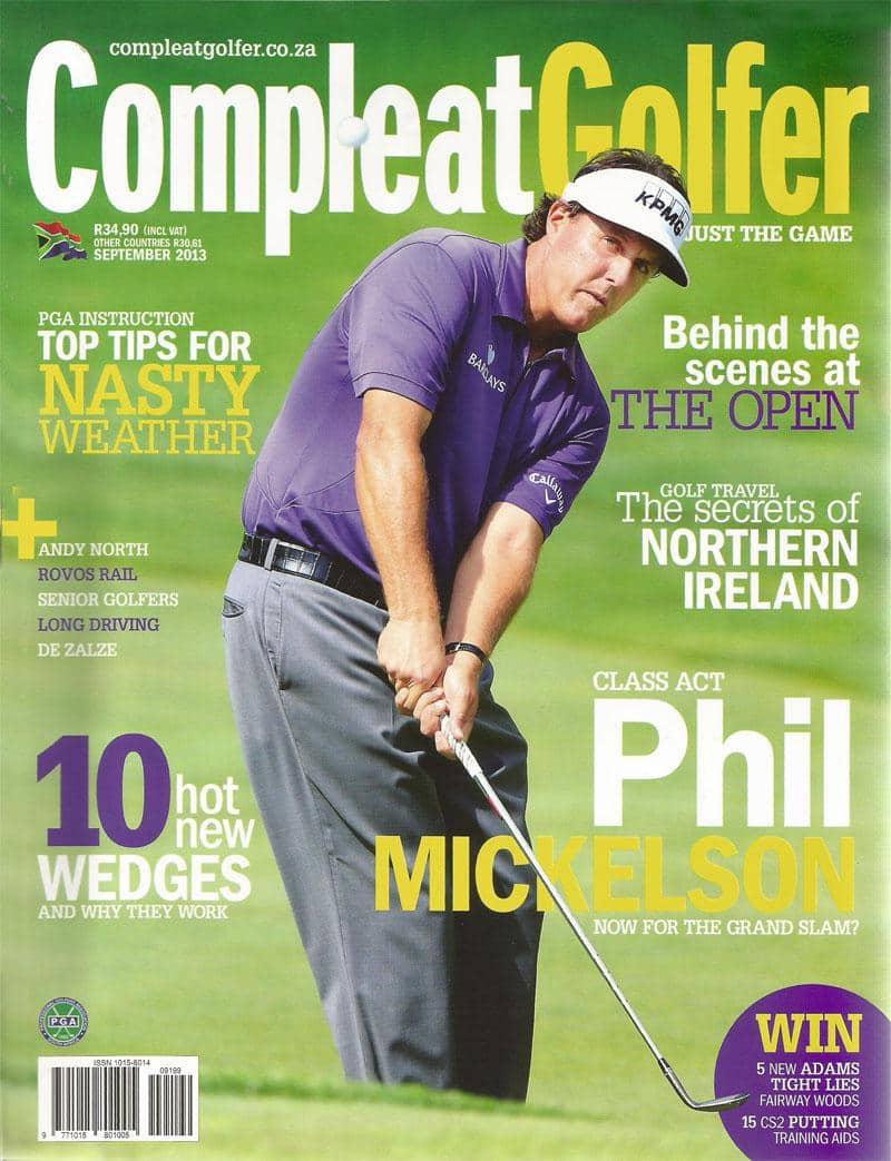 Compleat Golfer Tmb September 2013