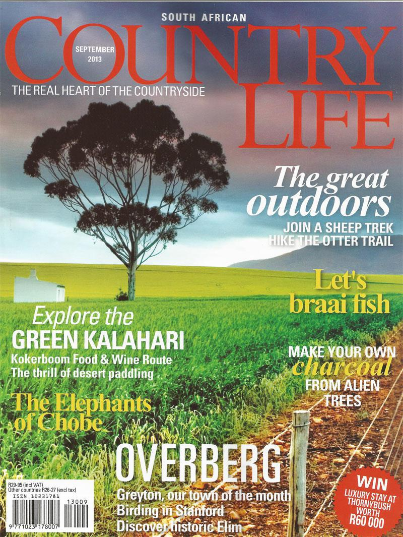 Country life September 2013