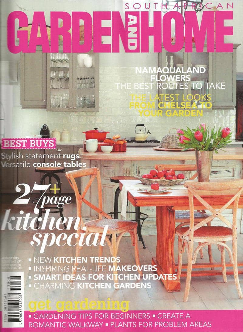 Home And Garden Ideas Magazine Photograph Click Here For L