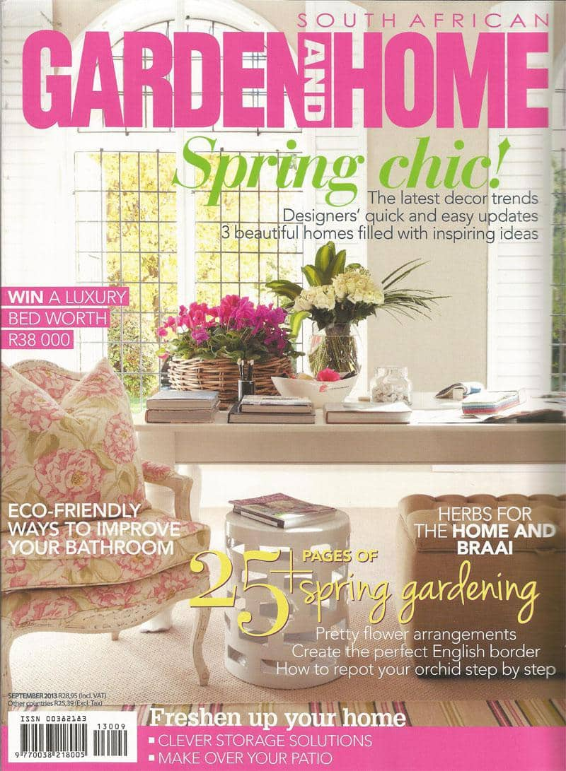 garden and home September 2013