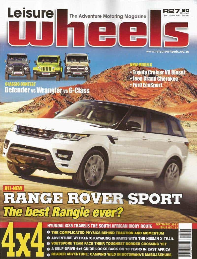 Leisure Wheels Tmb September 2013
