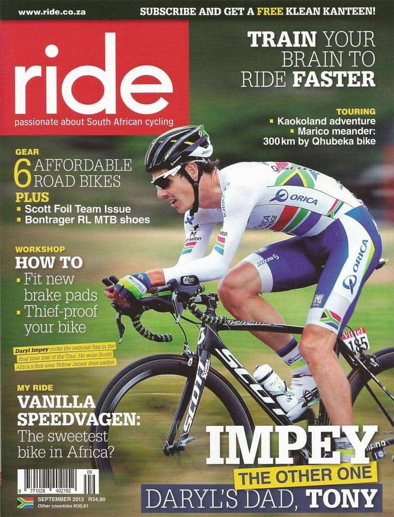 Ride September 2013