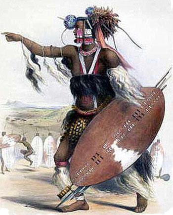 Shaka, Zulu King