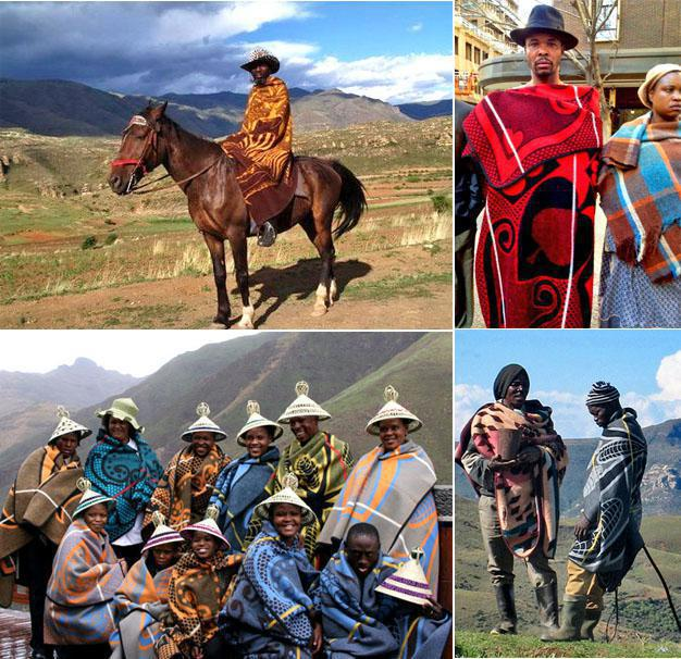 Sotho culture in South Africa and Lesotho