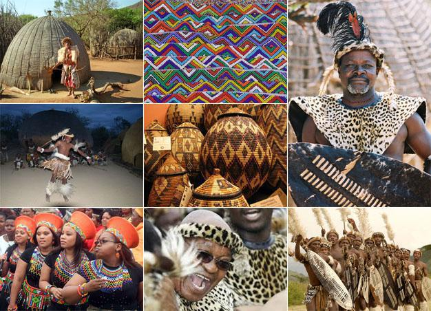 The Zulu traditional culture was well known for the ferocity of its
