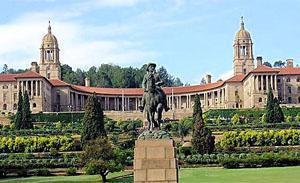 Union Buildings Pretoria