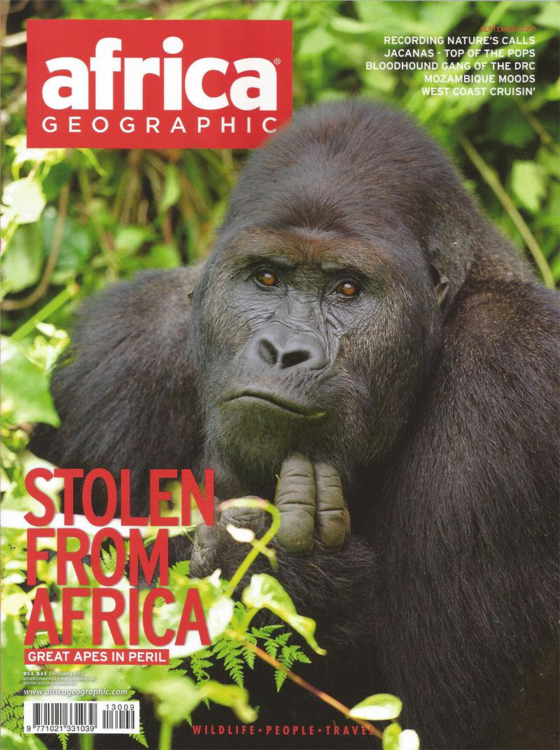 September 2013 Africa Geographic