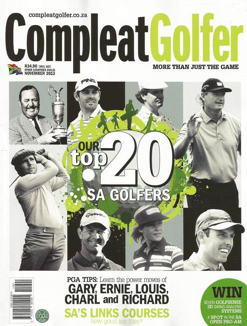 Compleat Golfer Tmb November 2013