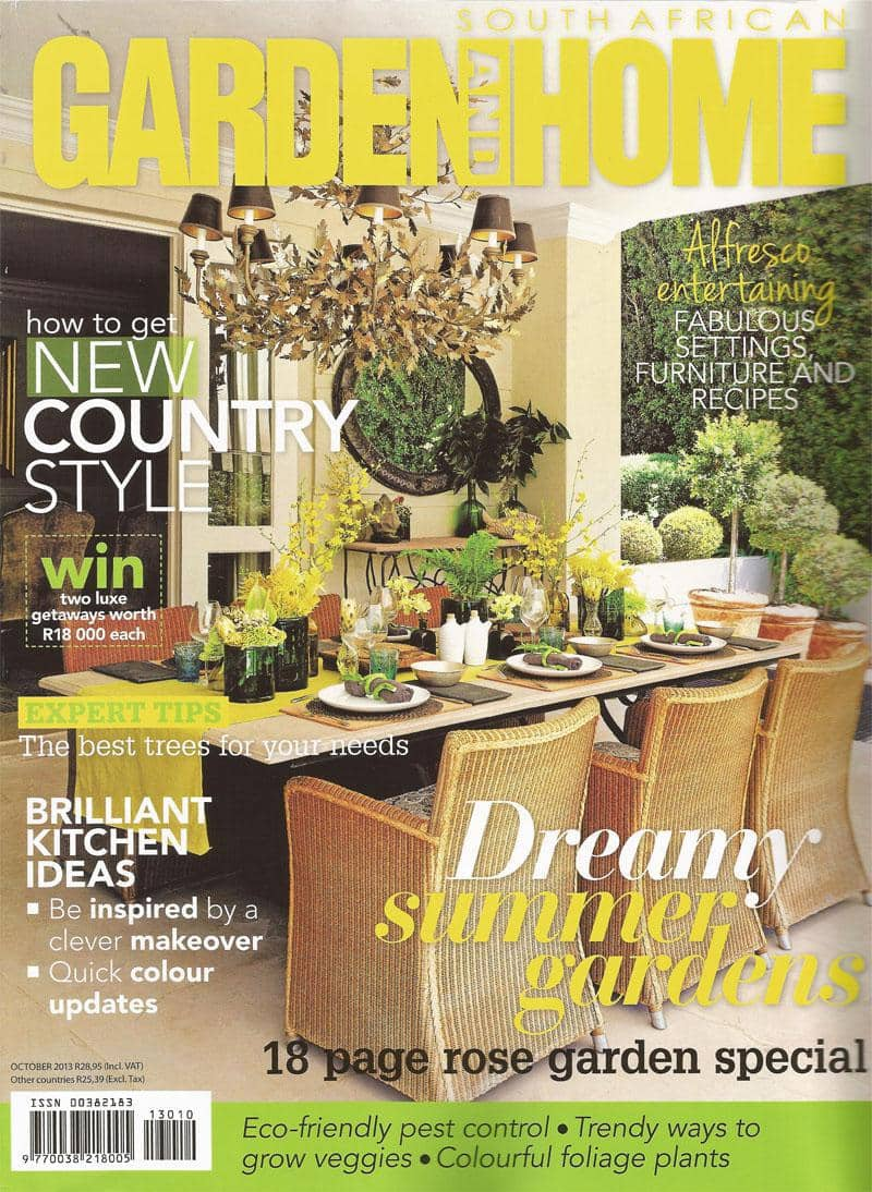 Fuss free beauties south africa for Free house magazines