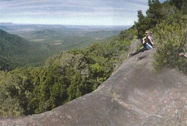The best view in the Eastern Cape is arguably from the top of the Amathole escarpment.