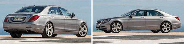 The MercedesBenz SClass The Best Car In The World South Africa - Show me the best car in the world