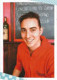 Ricky Forleo, son of Franco Forleo, creator of the famous 'Franco salad dressing'; Restauranteur at Franco's Pizzeria.