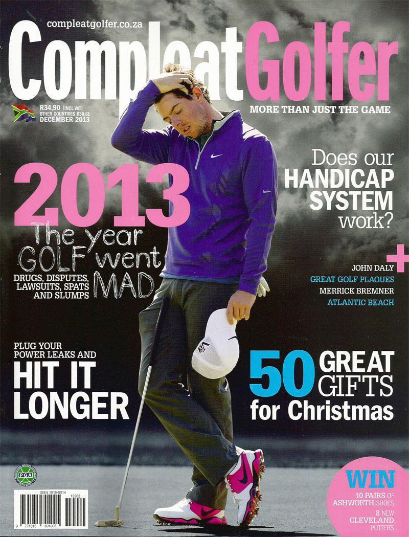 Compleat Golfer Tmb December 2013