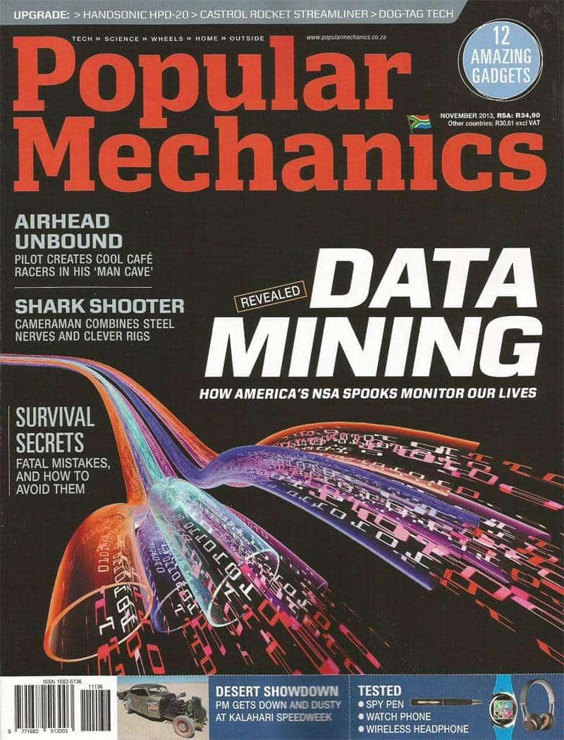 Popular Mechanics November 2013