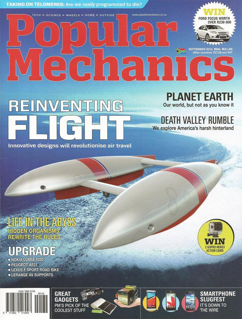 Popular Mechanics September 2013
