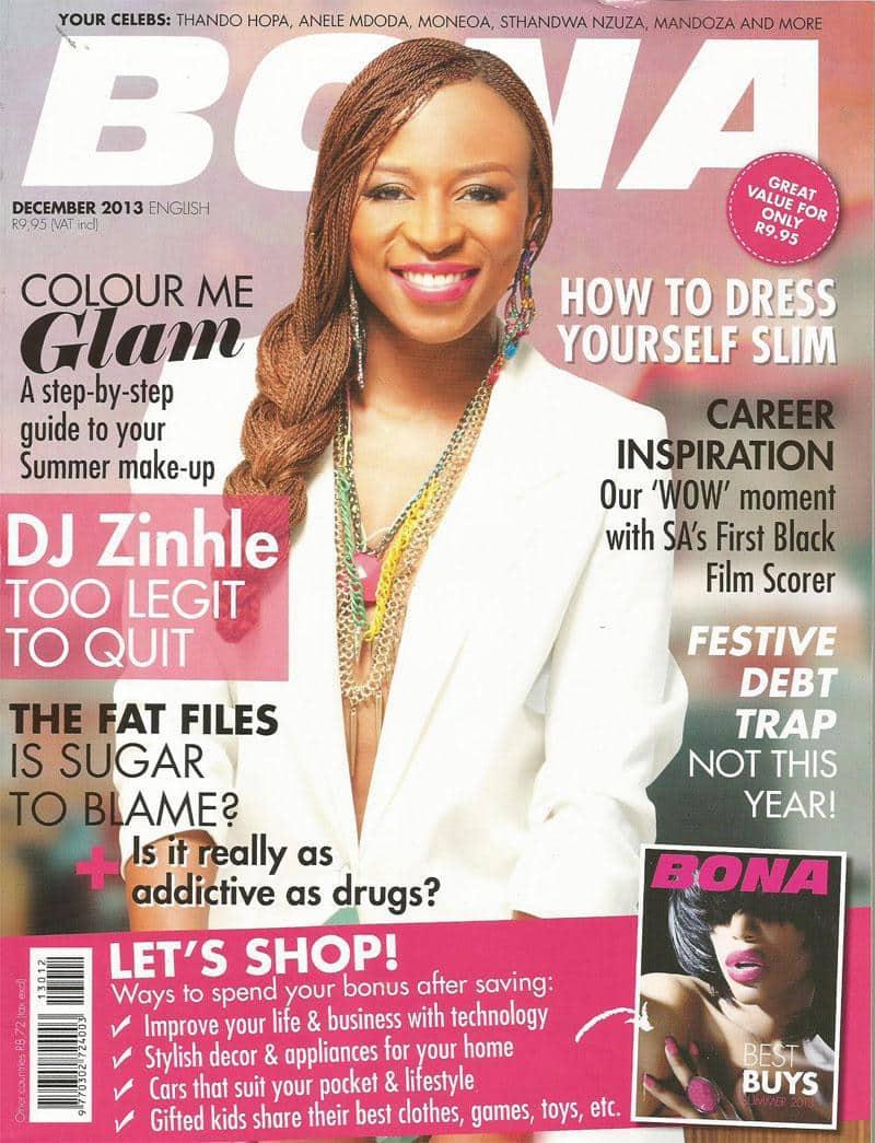 December 2013 Bona Magazine