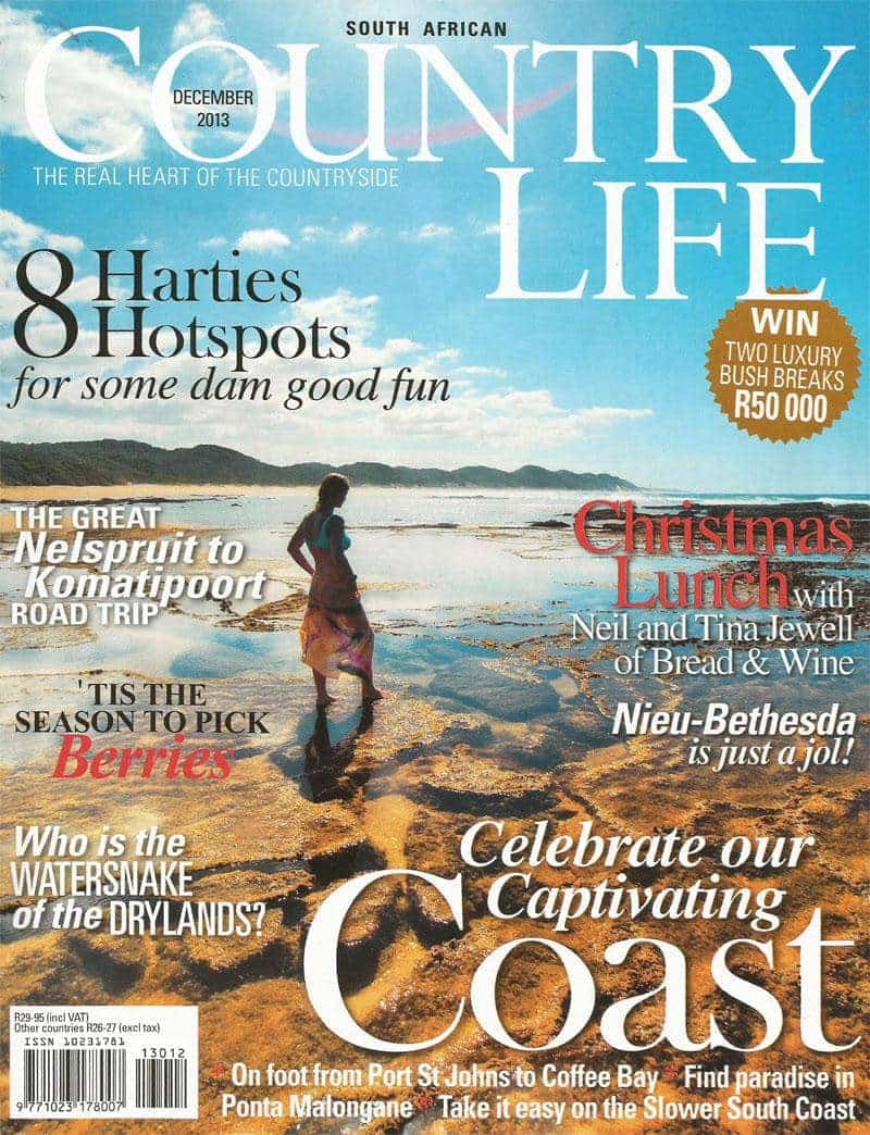 Country lifeDecember 2013