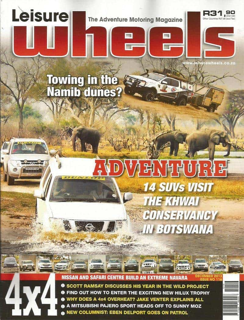 Leisure Wheels Tmb December 2013