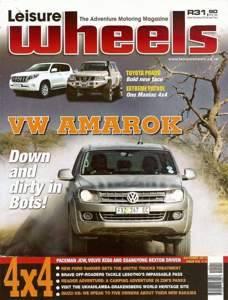Leisure Wheels Tmb October 2013