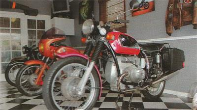 De Villiers was delighted when he tracked down this 1972 model R50/05 in Port Elziabeth.