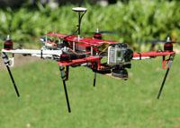 It features built in FPV functionality a brushless gimbal