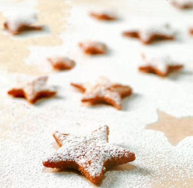 Klejner (fried cookies)