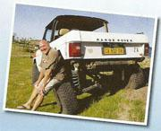 Mark Esterhuizen, a self-confessed 4x4 junkie, has been working in the 4x4 industry for more than a decade.