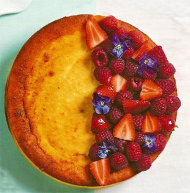 Sernik (cheesecake)
