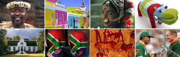 South African culture is diverse