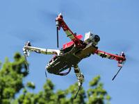 The Freedom drone developed by FPV SA is a robust practical purely SA drone