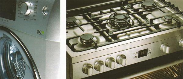 40 gas stove range