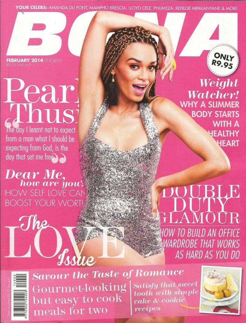 February 2014 Bona Magazine
