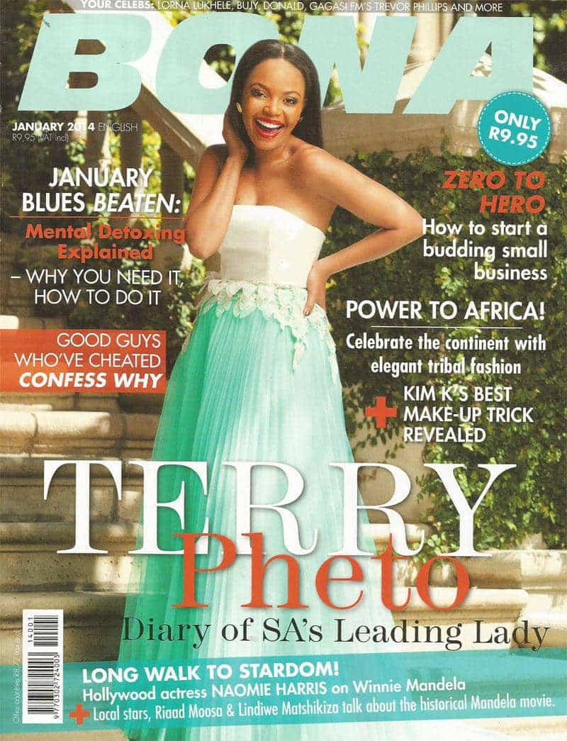 January 2014 Bona Magazine