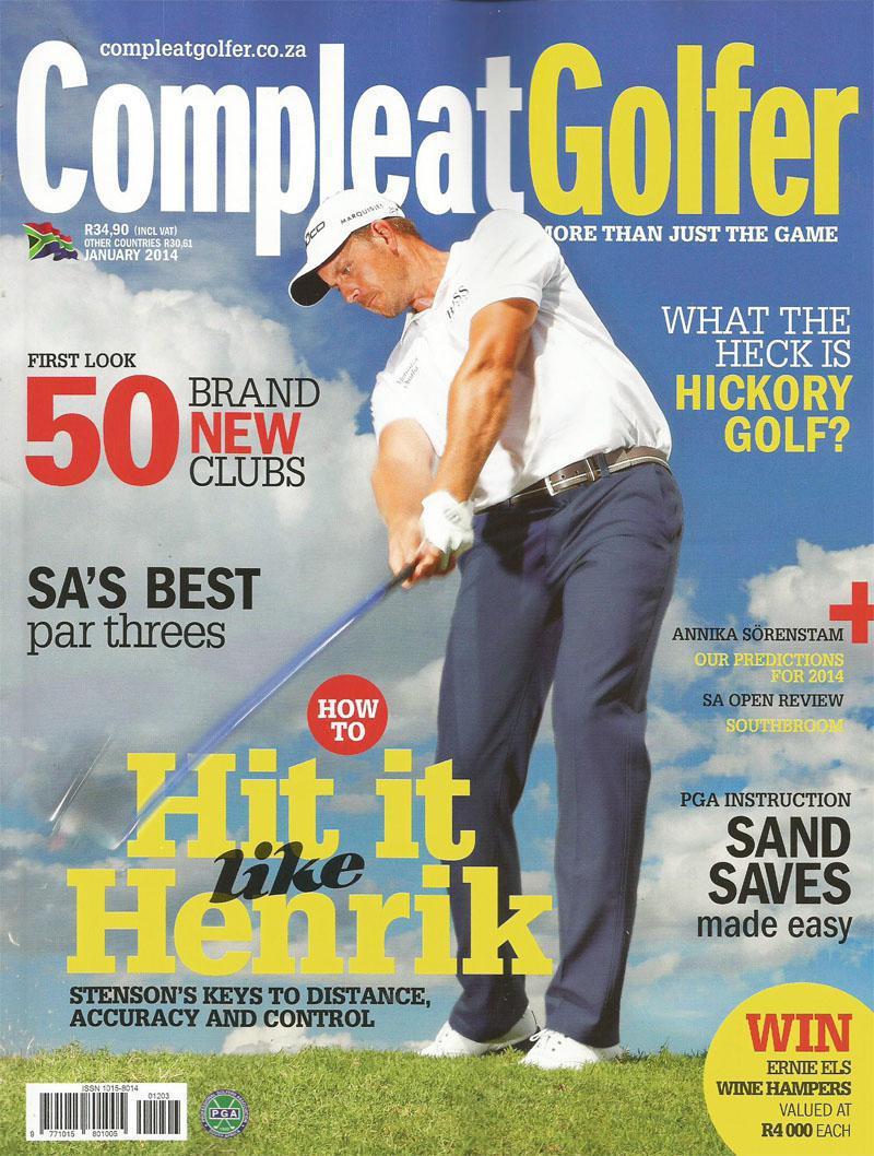 Compleat Golfer Tmb January 2014