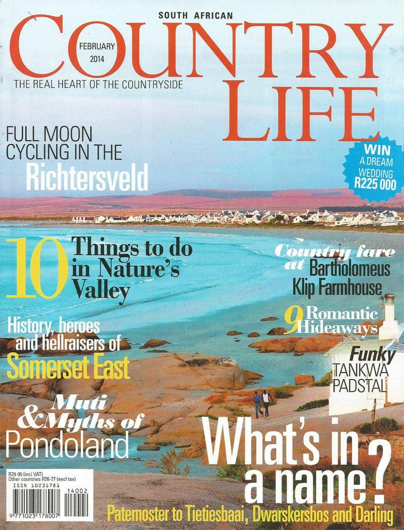 Country life February 2014