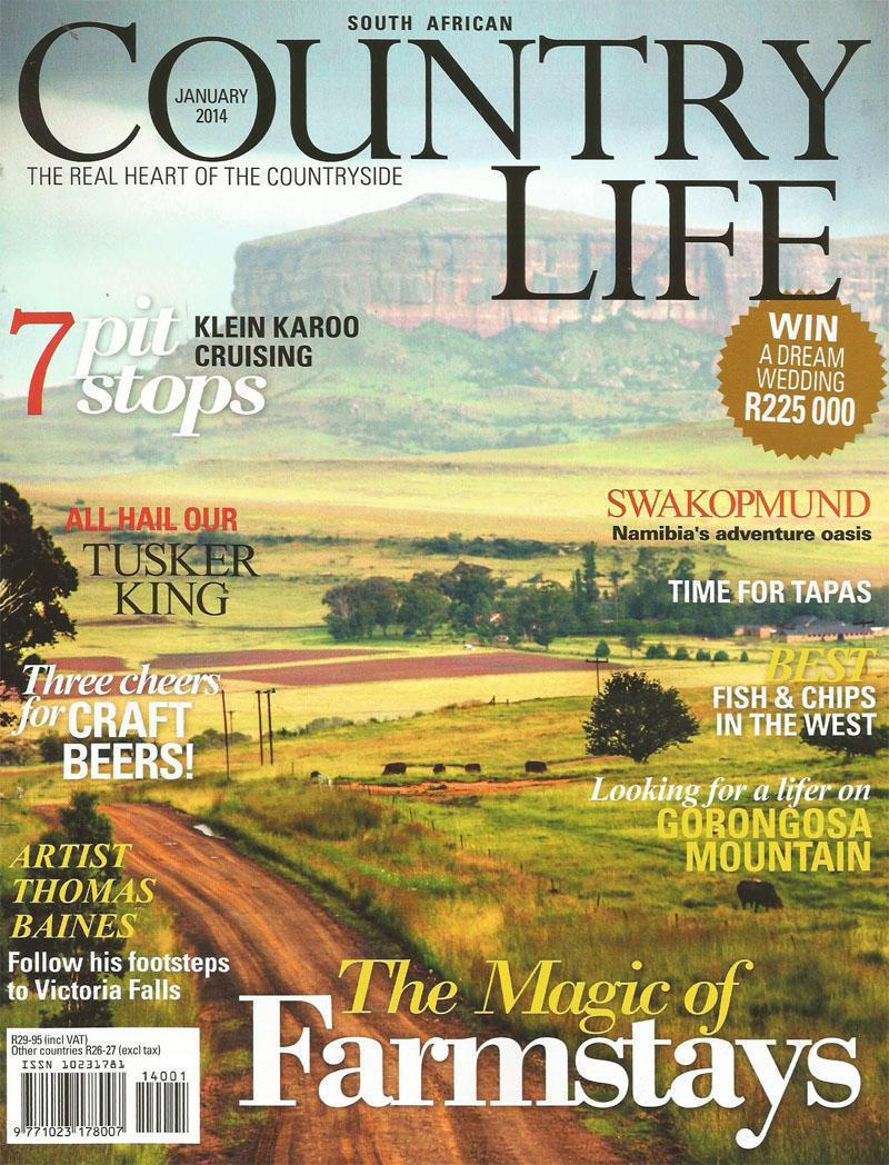 Country life January 2014