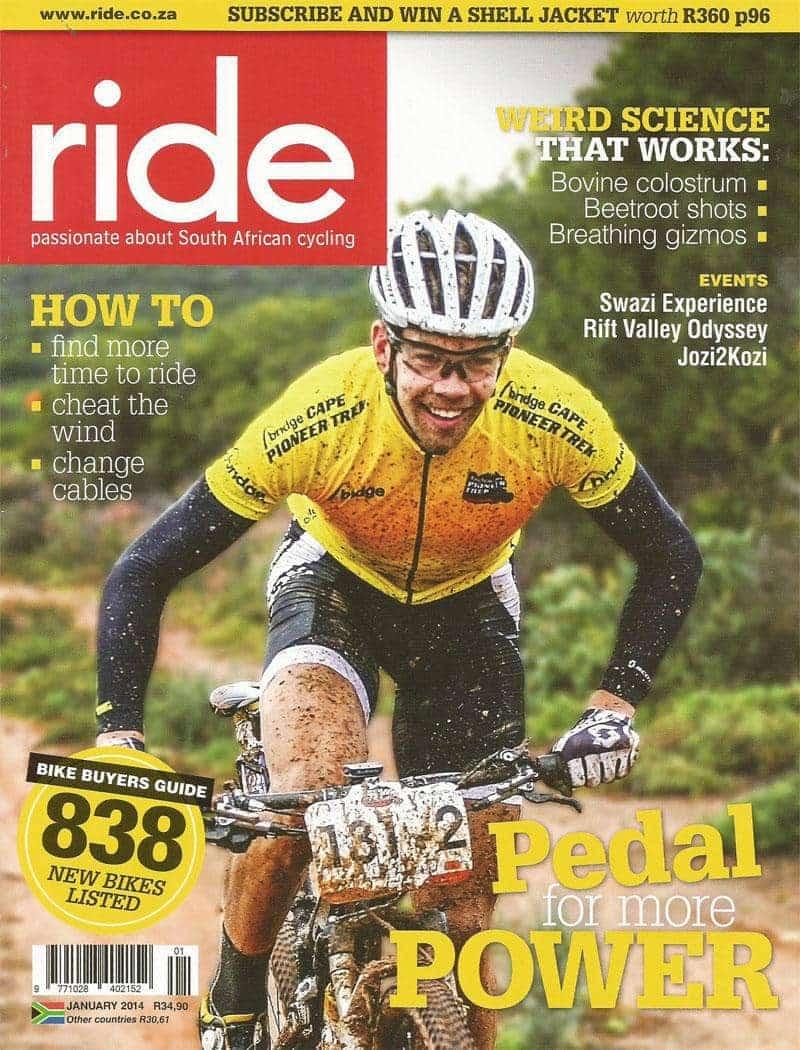 Ride January 2014