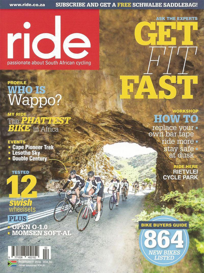 Ride February 2014